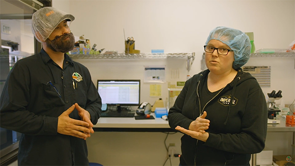 Go behind the scenes at Imperial Yeast with BrewChatter - YouTube BrewChatterTV